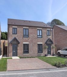 Thumbnail 3 bed semi-detached house to rent in Orchid Gardens, Harrogate