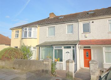 Thumbnail 3 bedroom terraced house for sale in Beaconfield Road, Plymouth