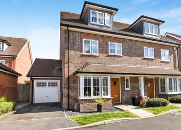 Thumbnail 4 bed semi-detached house for sale in Ruskin Avenue, Bersted Park, Bognor Regis