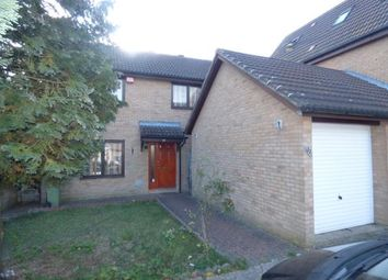 3 bed detached house for sale in Teasel Avenue, Conniburrow, Milton Keynes, Bucks MK14