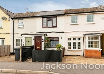 Thumbnail 2 bed terraced house for sale in Elm Road, Chessington
