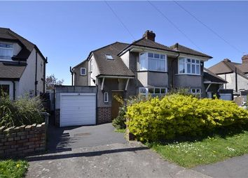 Thumbnail 3 bedroom semi-detached house for sale in Reedley Road, Stoke Bishop, Bristol
