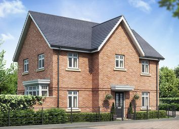 Thumbnail 4 bed detached house for sale in Uppingham Road, Oakham