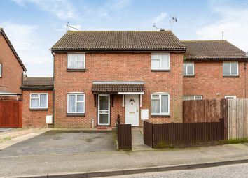 Thumbnail 2 bedroom end terrace house to rent in The Coppice, Aylesbury