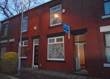 Thumbnail 2 bed terraced house to rent in Fern Street, Chadderton