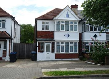 Thumbnail 3 bed semi-detached house for sale in Regal Way, Kenton