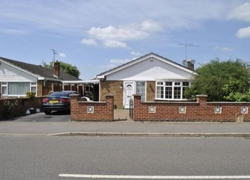 Thumbnail 3 bed bungalow to rent in Severn Road, Oadby