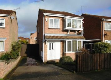 Thumbnail 3 bed detached house for sale in Holding, Worksop, Nottinghamshire