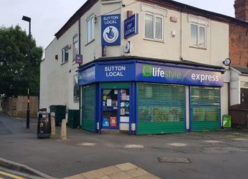 Thumbnail Commercial property to let in Jockey Road, Sutton Coldfield