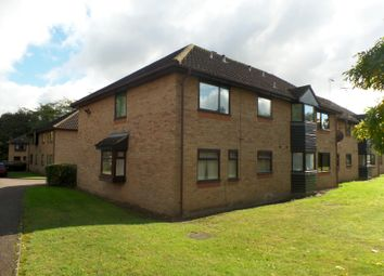 Thumbnail 2 bed flat to rent in Mermaid Close, Bury St. Edmunds