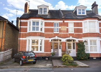 Thumbnail 4 bed flat for sale in Kingsfield Road, Oxhey Hall, Hertfordshire