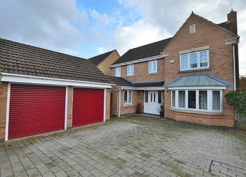 4 bed detached house for sale in Fieldgate Close, Wootton, Northampton NN4