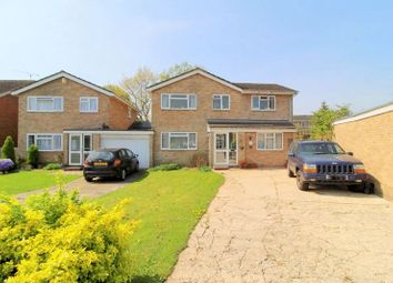 Thumbnail 4 bed detached house for sale in Streatfield, Edenbridge