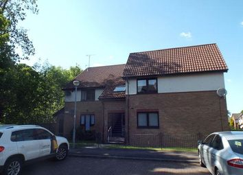 Thumbnail 1 bed flat to rent in Scarrel Gardens, Glasgow