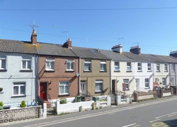 Thumbnail 4 bed terraced house for sale in Chickerell Road, Weymouth, Dorset