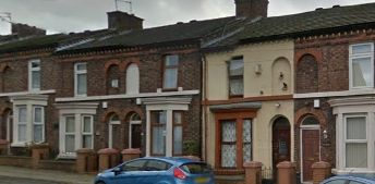 Thumbnail 3 bedroom terraced house to rent in Butterfield Street, Anfield, Liverpool