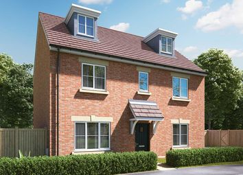 "Thumbnail 5 bed detached house for sale in ""The Lutyens"" at Pamington, Tewkesbury"