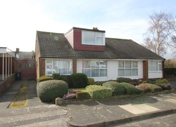 3 bed bungalow for sale in Bracknell Gardens, Chapel House, Newcastle Upon Tyne NE5