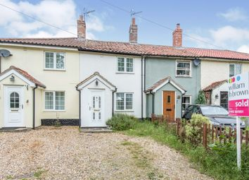 Thumbnail 2 bed cottage for sale in Watton Green, Watton, Thetford