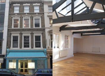 Thumbnail Office to let in Hatton Garden, London