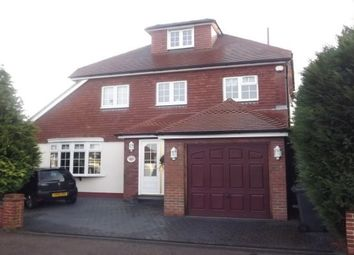 Thumbnail 4 bedroom detached house for sale in Havelock Road, Dartford