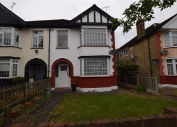 Thumbnail 2 bed maisonette for sale in Lodge Avenue, Gidea Park, Essex