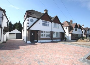 4 bed semi-detached house for sale in Petts Wood Road, Petts Wood, Orpington BR5