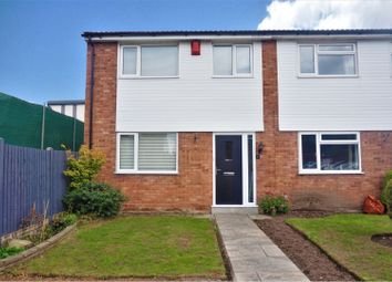 Thumbnail 3 bed end terrace house for sale in Teddington Close, Sutton Coldfield