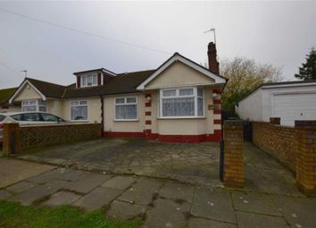 Thumbnail 2 bed semi-detached bungalow for sale in Avondale Road, Basildon, Essex