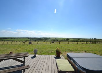 Thumbnail 2 bed lodge for sale in Long Lane, Berrydown, Combe Martin