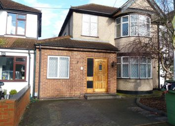 Thumbnail 5 bed semi-detached house to rent in Hughenden Avenue, Kenton