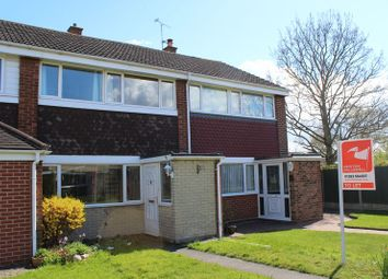 Thumbnail 3 bedroom terraced house to rent in Shrewsbury Road, Stretton, Burton-On-Trent