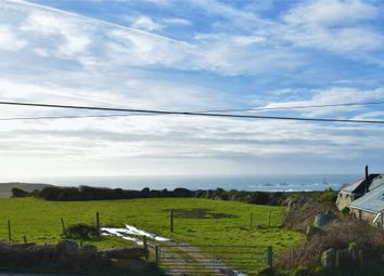 Thumbnail 2 bed terraced house for sale in Marias Lane, Sennen Cove, Penzance, Cornwall