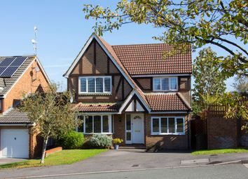 Thumbnail 4 bedroom detached house for sale in Belmont Heights, Hatch Warren, Basingstoke