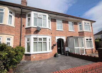 Thumbnail 3 bed terraced house for sale in Waun-Y-Groes Avenue, Rhiwbina