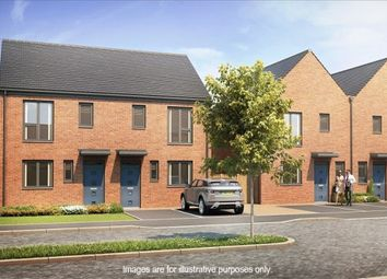 Thumbnail 3 bed semi-detached house for sale in Meaux Rise, Kingswood, Hull