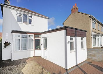 Thumbnail 3 bed detached house for sale in Cricklade Road, Swindon