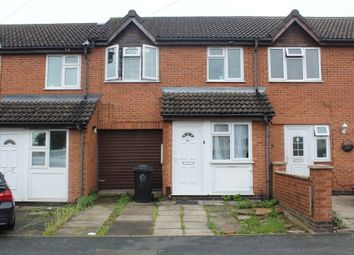 Thumbnail 3 bed town house for sale in Essex Road, Northfields, Leicester