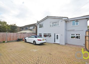 Thumbnail 5 bed detached house for sale in Hart Road, Benfleet