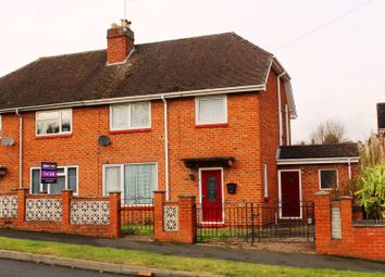 Thumbnail 3 bed semi-detached house for sale in Kinver Avenue, Kidderminster