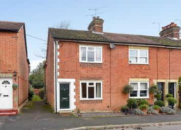 Thumbnail 2 bed end terrace house to rent in Bagshot, Surrey