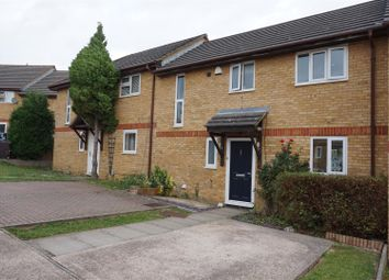 Thumbnail 2 bed terraced house for sale in Underwood Close, Luton