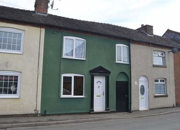 Thumbnail 2 bed terraced house for sale in Prince Street, Leek