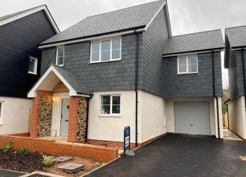 Thumbnail 4 bed detached house for sale in Scotts, Bampton, Tiverton