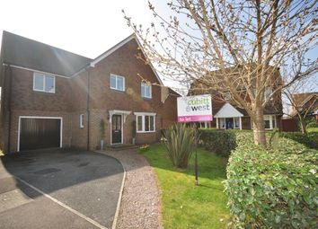 Thumbnail 4 bed detached house to rent in The Hemsleys, Pease Pottage, Crawley