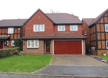 Thumbnail 4 bed detached house to rent in Monkspath, Walmley, Sutton Coldfield