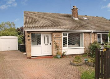 Thumbnail 3 bed semi-detached bungalow for sale in Fairways Avenue, Harrogate