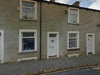 Thumbnail 2 bed terraced house for sale in Cog Lane, Burnley