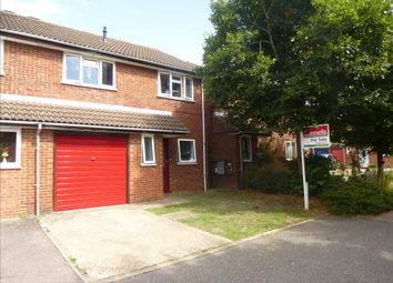 Thumbnail 4 bed semi-detached house for sale in Coverdale, Heelands, Milton Keynes