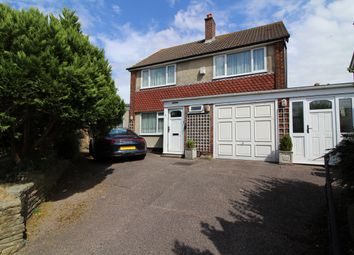 Thumbnail 3 bed detached house for sale in Lulworth Avenue, Goffs Oak